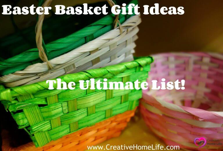 Easter basket gift ideas the ultimate list over 170 ideas easter basket gift ideas the ultimate list over 170 ideas negle Image collections