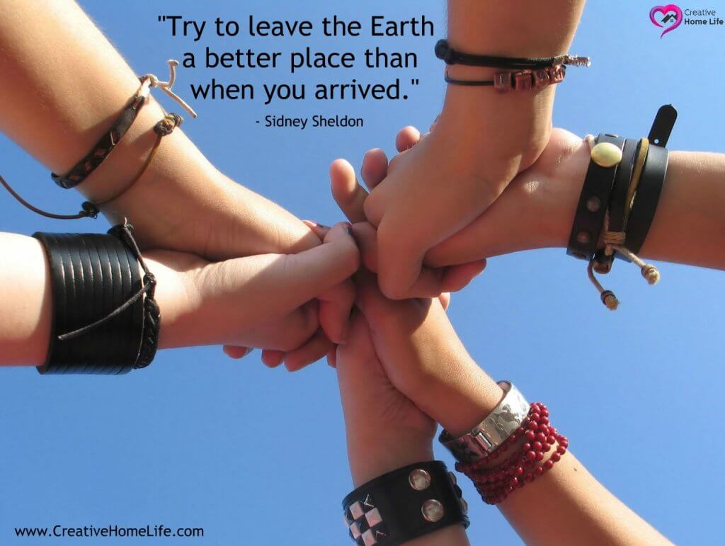 try to leave the earth